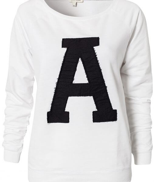 Print Ls College Sweat